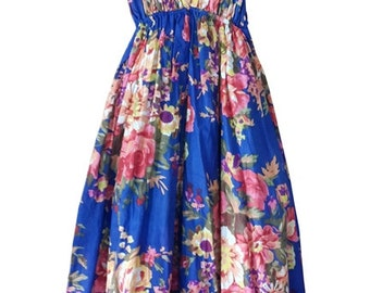 """Island Floral Dress """"Guahan Collection"""""""