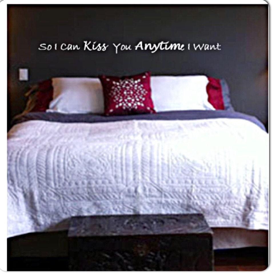 Master Bedroom Decor Love Quote Bedroom Decor Bedroom Wall