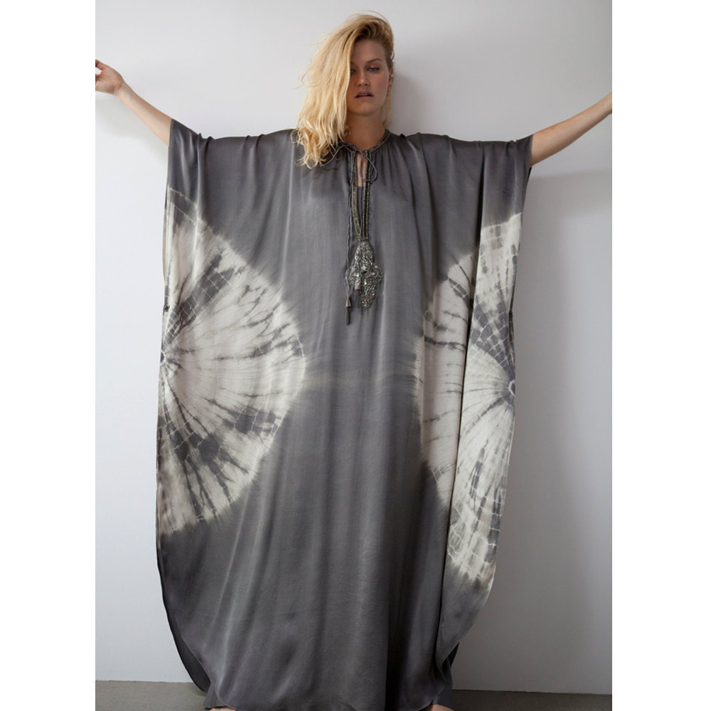 Caftan Kaftan Silk Dress Kaftan Dress Silk Kaftan Silk