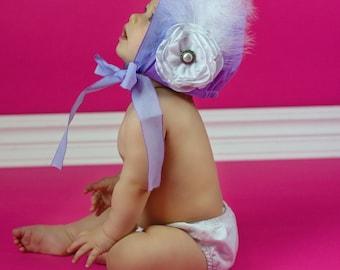 Violet Classic Bonnet