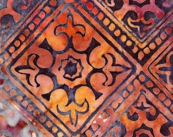 Artisan Batik - COAT OF ARMS ab-14980-97 Rose Pink