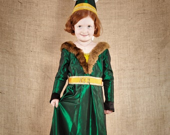 The Medieval Princess Iseult Costume