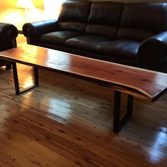 Fabricated Steel Coffee Table: 15-19 Tapered Steel Tube Table Legs Custom By MooseheadMetals