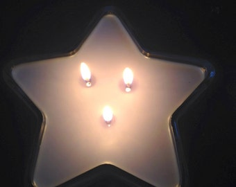 14 oz Star Candle
