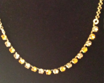The Sunshine Mini Choker
