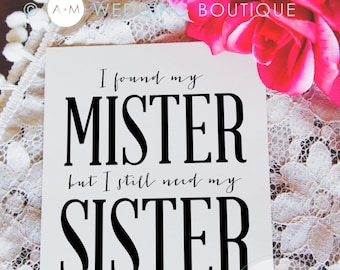 Will You Be My Bridesmaid, Cards, Maid Of Honour, Wedding Party, (Set of 2), 5x7 BRIANA