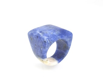 Size 6.5 Soldalite Ring