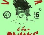 Venganza De Los Punks Poster