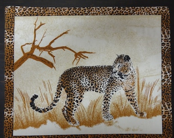 Wildlife Placemats Etsy