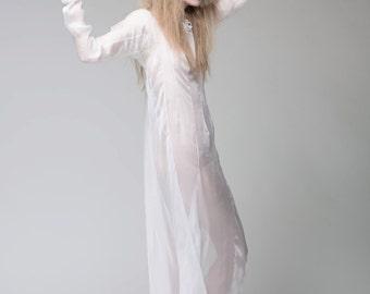 """White dress  """"White Sense"""""""