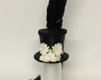 funeral march mini top hat