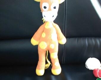 Gipsy the giraffe
