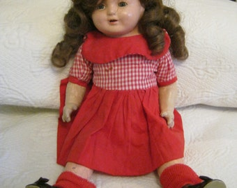 1940s/ 50s composition doll