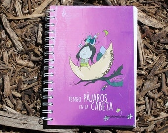 Notebook: I have birds in the head