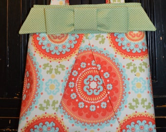 Bow Front Bag