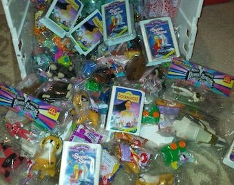 800+ McDonald's Happy Meal Toys Circa 1992-1995