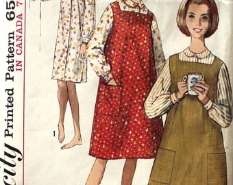 Nightshirt or Jumper Bust 34-36 Simplicity 5527