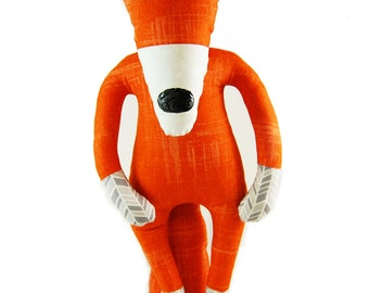 NEW Frank the Fox Sewing Pattern Pdf INSTANT DOWNLOAD