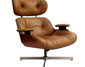 Mid-Century Plycraft Eames Era Lounge Chair