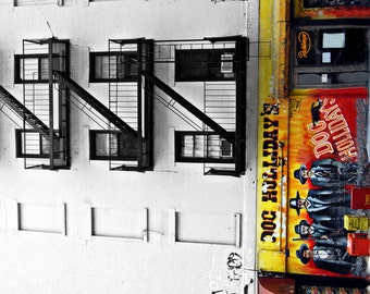 Doc Holiday's East Village NYC Photography Fine Art