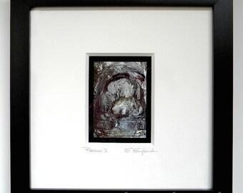Framed Buddha Wall Art, Buddha Art, Framed Art, Framed Photography, Fine Art Photography, Miniature Buddha Print, Shadowbox Frame, Asian Art