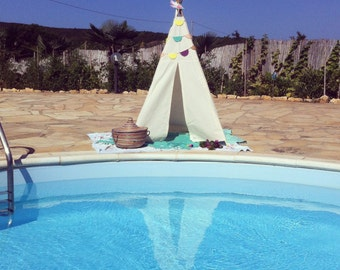 Teepee tent | Reg size play tent