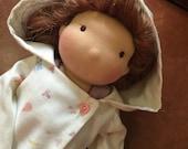 """Bonnie- 15"""" Natural Doll"""