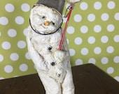 Snowman - Debbie Thiebolt