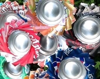 Recycled Alumninum Tray, Saucer, Dish, Ashtray