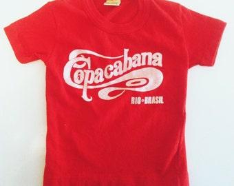 KIDS! 80's Copacabana Tee