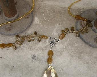 Jewelry by Izzy ~ Madonna Necklace