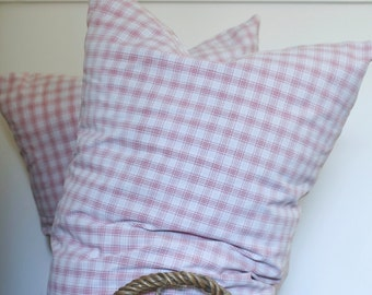 pair of european pillows