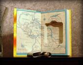 Hollow Book Safe & Flask (Jimmy Buffett)