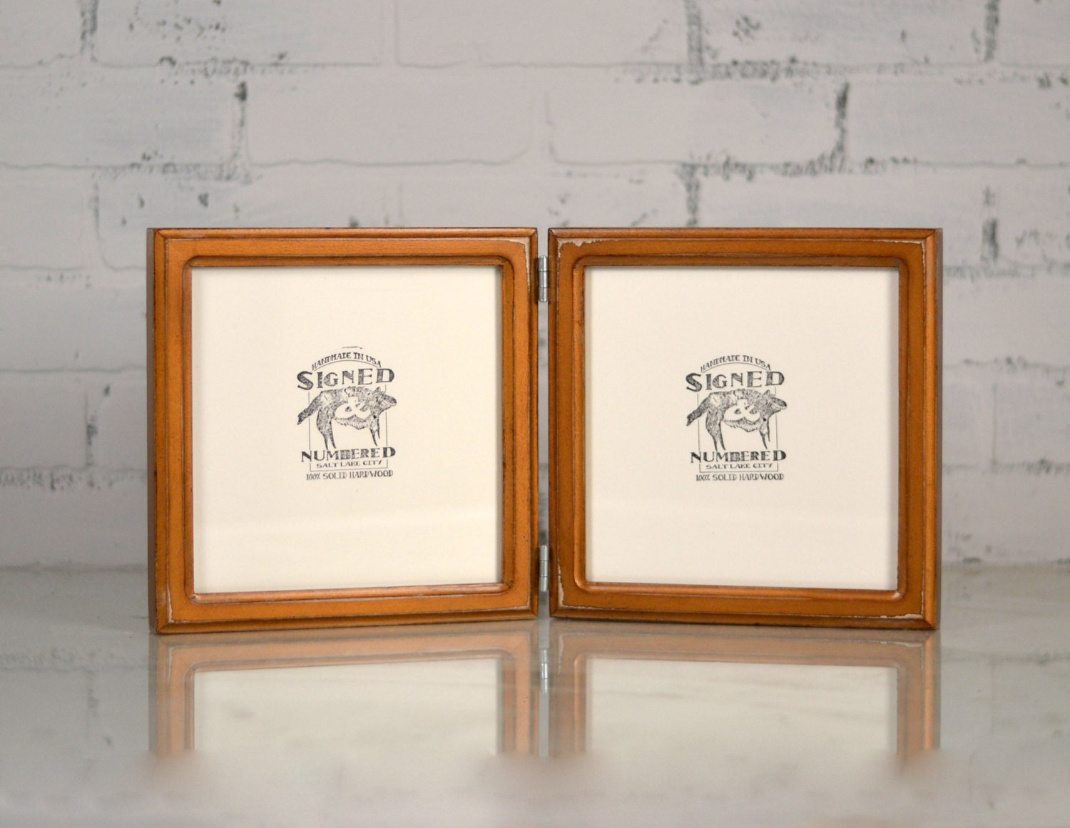 5680 - Double Picture Frames