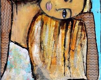 Giclee HAND SIGNED Art PRINT