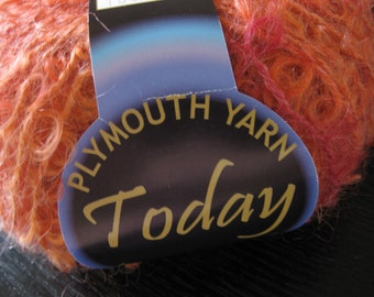 DESTASH Plymouth Italian Collection TODAY Large Curly Mohair