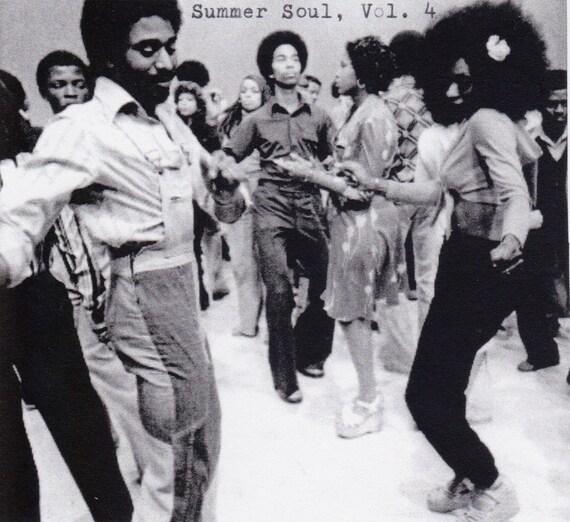 Summer Soul, Vol. 4: A 70's Soul Mixtape (Cassette Tape)