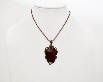 Victorian Pendant Necklace