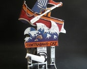 Downloadable Contraband Cat card automata