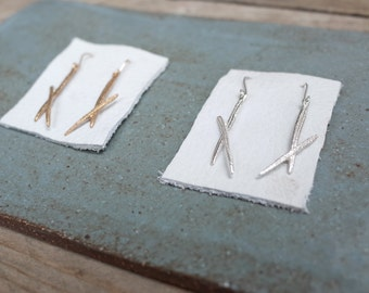 Rosemary Crux Earrings