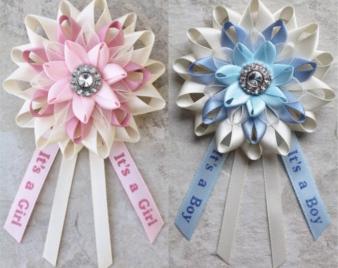 Mom to Be Corsage, Mom to Be Pin, Baby Boy Shower, Baby Girl Shower, New Mom Corsage, Baby Shower Decor, Mom to Be Badge, New Mom