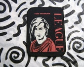 Vintage 1980s Human League Phil Oakey Patch