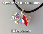 Swarovski Crystals On Ice Necklace. Simply gorgeous!