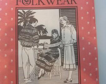 Vintage Folkwear Seminole Jacket and Skirt