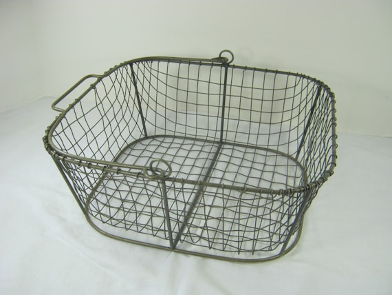 You searched for: wire basket handle! Etsy is the home to thousands of handmade, vintage, and one-of-a-kind products and gifts related to your search. No matter what you're looking for or where you are in the world, our global marketplace of sellers can help you find unique and affordable options. Let's get started!