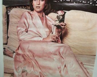 Vintage Original Debbie Boone Poster
