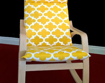 Ikea Po 196 Ng Cushion Slipcover Yellow Fynn