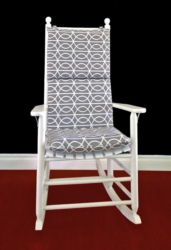 rocking chair cushion cover dwell studio bella porte