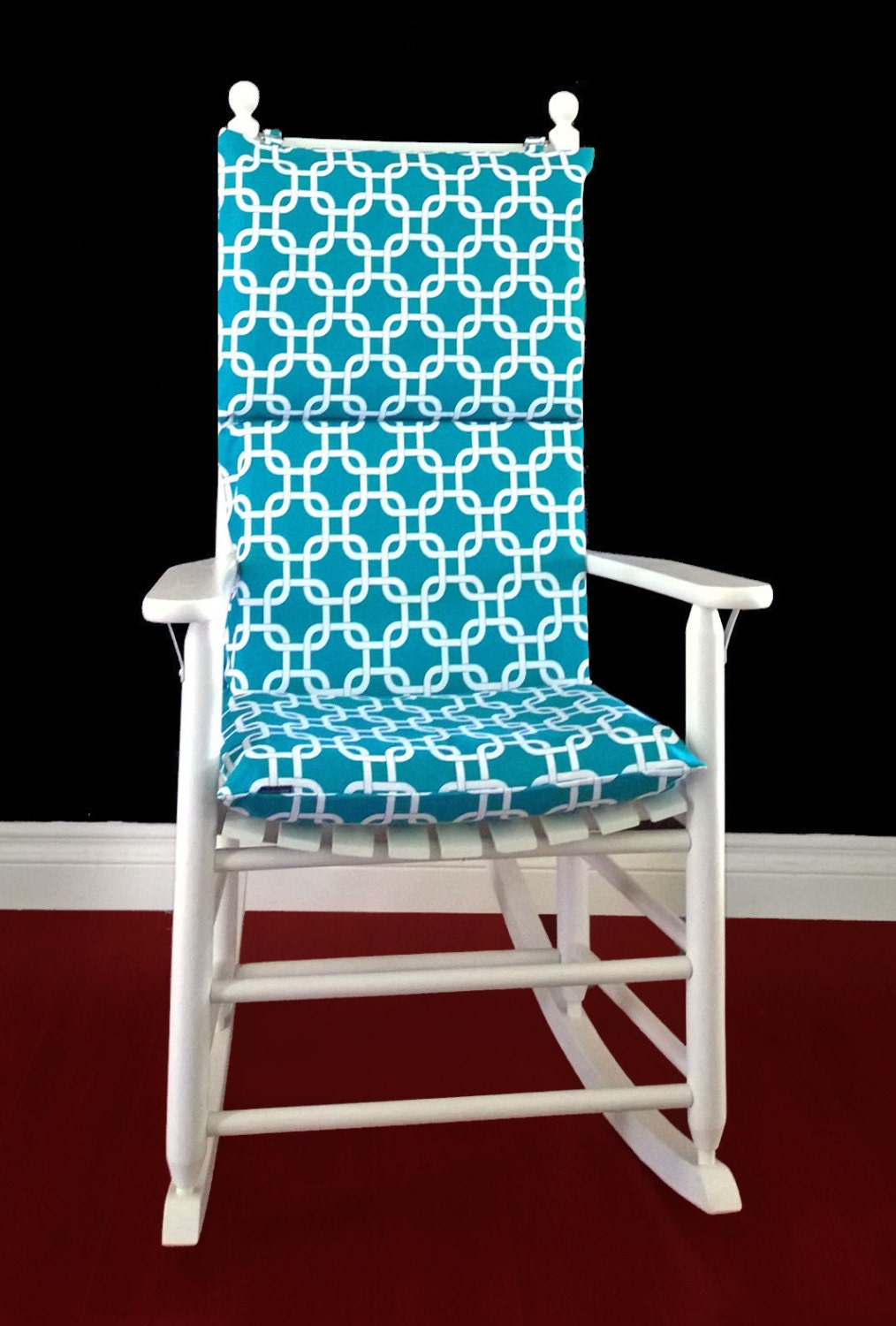 Rocking Chair Inserts And Covers Turquoise Rocking Chair