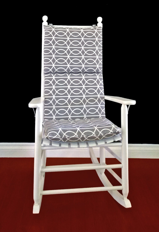 rocking chair cushion cover dwell studio bella by rockincushions